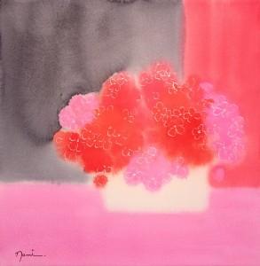 色彩のゼラニュームⅡ | Geranium in Colors II